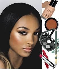 eye makeup for brown skin tones cat