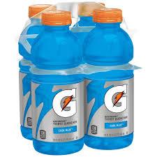 sports drink cool blue 20 oz bottles