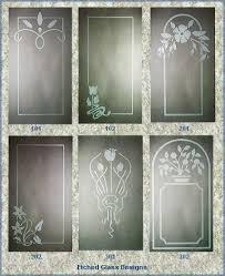 etched window design 2d design