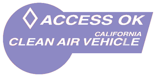 High Occupancy Vehicle Hov Lane Access Clean Vehicle Rebate Project