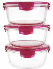 lock lock 300ml round container with