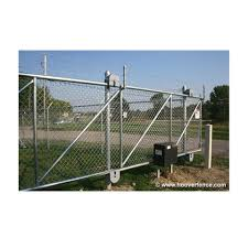 Chain Link Slide Gates Hoover Fence Co