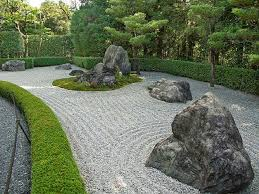 implications of the japanese rock garden