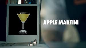 apple martini recipe absolut drinks