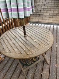 four piece ikea patio furniture set