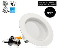 recessed lighting problems