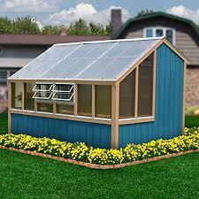 wood shed kit