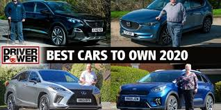 best cars to own driver power 2020