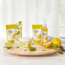 Lemon Sparkling Peeling Gel | Secretkey Việt Nam