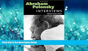 Enjoyed Read Abraham Polonsky: Interviews (Conversations with ...