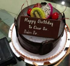 happy birthday salim merchant sir 😆😘🙏 sona gulam vakil