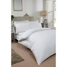 pom pom trim duvet cover and pillowcase set