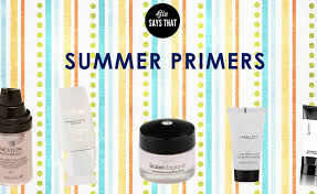 primers for indian summers