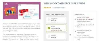 how to sell gift cards with woomerce