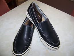 bass shoes anthony black leather w