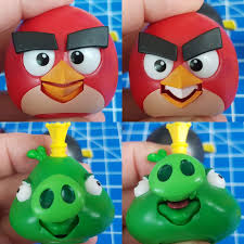 The Brick Castle: Angry Birds New Toy Range Review (Sent by Jazwares).