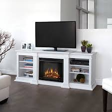 the best real flame electric fireplaces