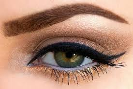 eye makeup for almond shaped eyes
