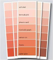 peach exterior colors google search