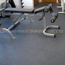 china gym interlocking rubber tiles