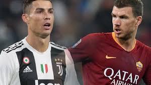 Roma-Juve, probabili formazioni: Dzeko vs CR7-Higuain, Dybala o ...