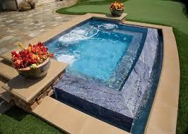 custom inground spas landscaping network