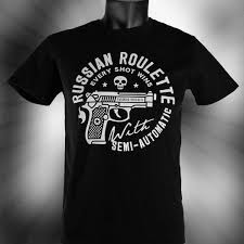 russian roulette with semi automatic