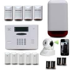 l alarme maison sans fil paratif