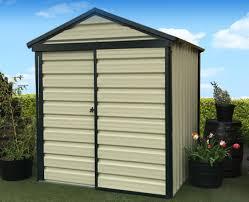 steel garages garden sheds