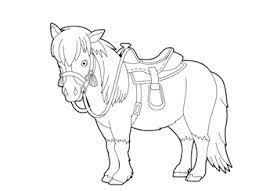 Paarden Kleurplaat 1000 Gratis Kleurplaatsen In Alle Vormen En