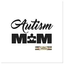 Amazon Com Autism Awareness Autism Mom Car Window Decal Cup Decal Laptop Sticker Any Color 4 X 2 5 Handmade