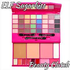 elf studio sugarkiss beauty clutch