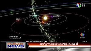 FlashNews | ปรากฏการณ์ฝนดาวตกวันแม่เที่ยงคืนนี้ | 12-08-61