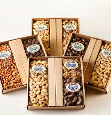 gourmet mixed nut 2 pack gift box