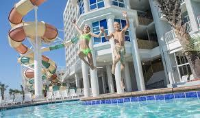 crown reef resort water park savings