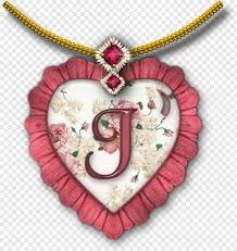 fancy heart r letter images in heart