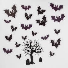 Tree And Bats Scene Halloween Wall Art Hyde Eek Boutique Target