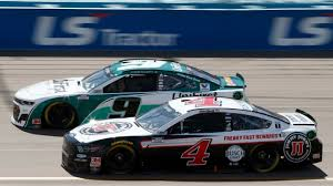 Logano holds off Harvick in NASCAR Cup ...