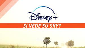 Disney Plus si vede su Sky? E' possibile vedere Disney Plus su Sky?