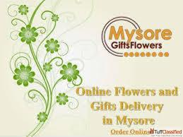send flowers to mysore local