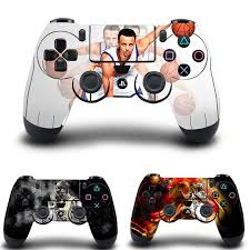 Ps4 Controller Basketball Stickers Ps 4 Vinyl Skin Sticker Decal Cover For Sony Playstation 4 Dualshock 4 Wireless Controllers Consoleskins Co