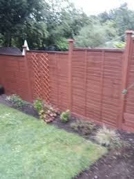 Forest Garden 1 8m Fence Trellis Capping Rail Wickes Co Uk