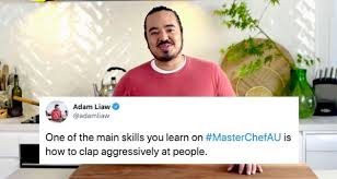 MasterChef: Adam Liaw's Tweets Are Still The Best Thing About The Series
