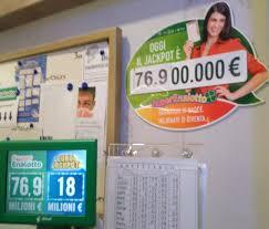 Estrazione Superenalotto 4 giugno: un 4 Stella da 38mila euro ...