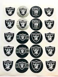 Oakland Raiders Stickers Zeppy Io