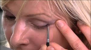 eye liner in your 50 s makeup tutorial
