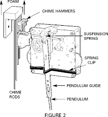 howard miller clocks instruction guide