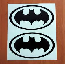 Batman Car Door Fender Window Hood Bumper Die Cut Decals Stickers Vinyl