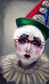 Prince Poppycock - Pierrot by gowr on DeviantArt