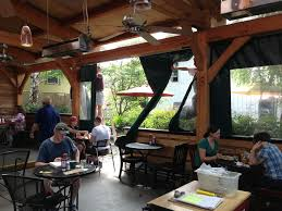 tin shed garden cafe